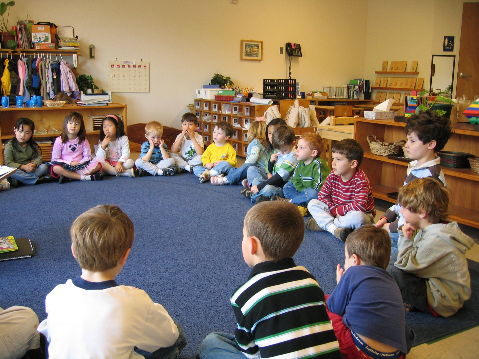 Classroom Ideas K 3 ~ Montessori for everyone