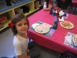 Celebrating in the Montessori Classroom